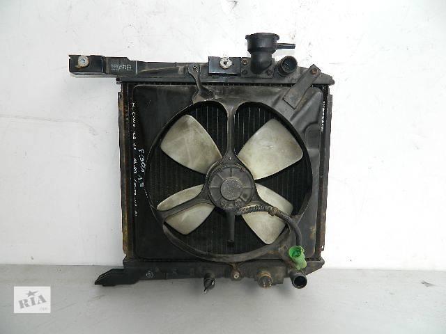 Б/у радиатор для легкового авто Honda Civic 1.2,1.3 1984-1987г. (410-350) по сотым.- объявление о продаже  в Буче (Киевской обл.)