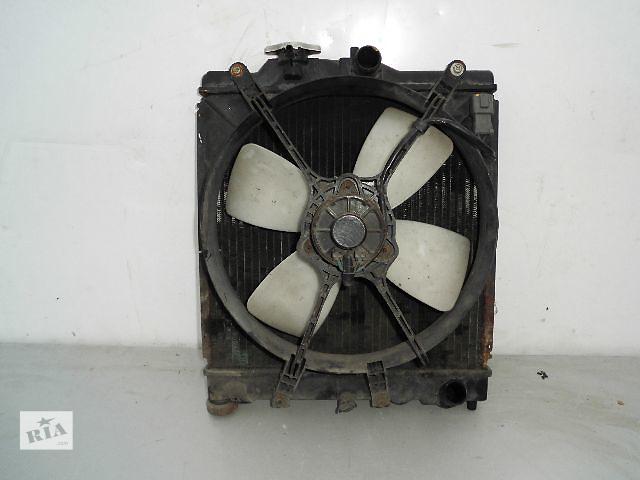 продам Б/у радиатор для легкового авто Honda Civic 1.5 1992 (35-37). бу в Буче