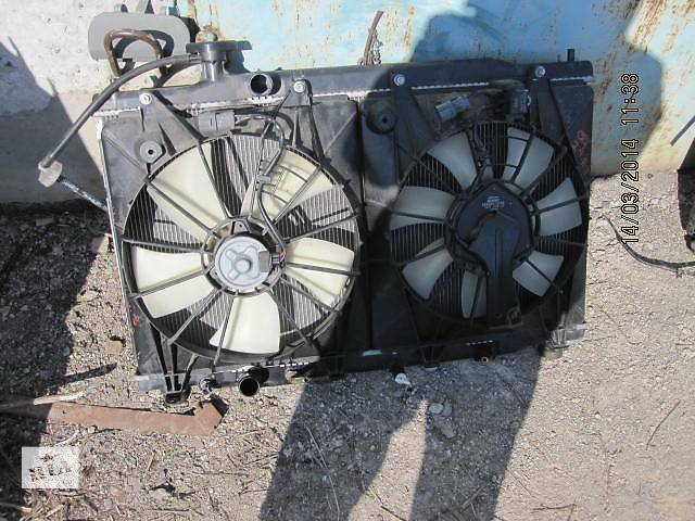 бу Б/у радиатор для легкового авто Honda CR-V в Ровно