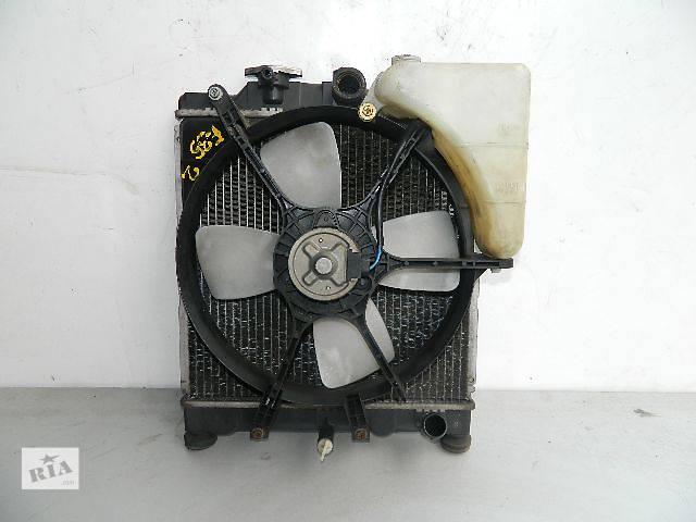 продам Б/у радиатор для легкового авто Honda HR-V (370-350) по сотым. бу в Буче (Киевской обл.)