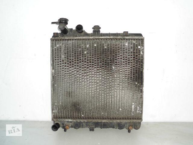 бу Б/у радиатор для легкового авто Hyundai Atos (410*350) по сотым. в Буче
