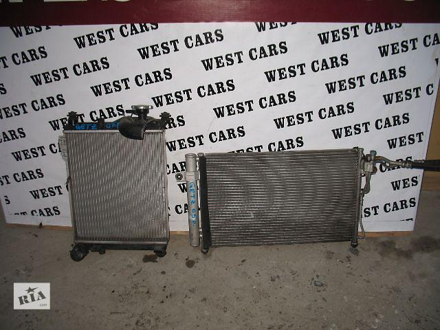 бу Б/у радиатор для легкового авто Hyundai Getz Hatchback 5D 2004 в Луцке