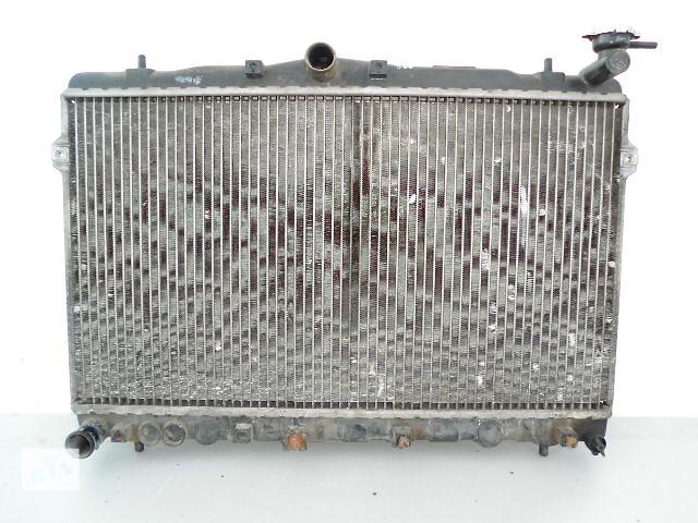 продам Б/у радиатор для легкового авто Hyundai Lantra 1.6 1996 (68-37). бу в Буче (Киевской обл.)