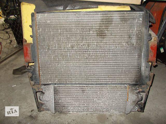 бу Б/у радиатор Iveco Daily 2.8 td 1999-2006 в Стрые