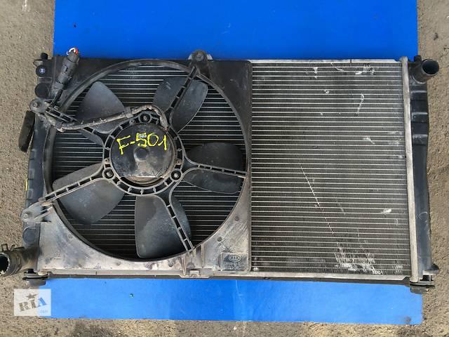 бу Б/у радиатор для легкового авто Kia Carnival 2.9 CRDI в Луцке