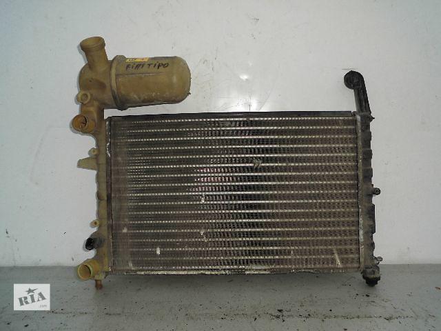 бу Б/у радиатор для легкового авто Lancia Dedra 1.4-1.6 (490-320) по сотым. в Буче (Киевской обл.)