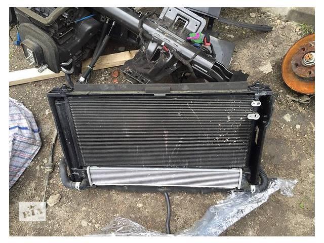 купить бу Б/у радиатор для легкового авто Lexus CT в Ровно