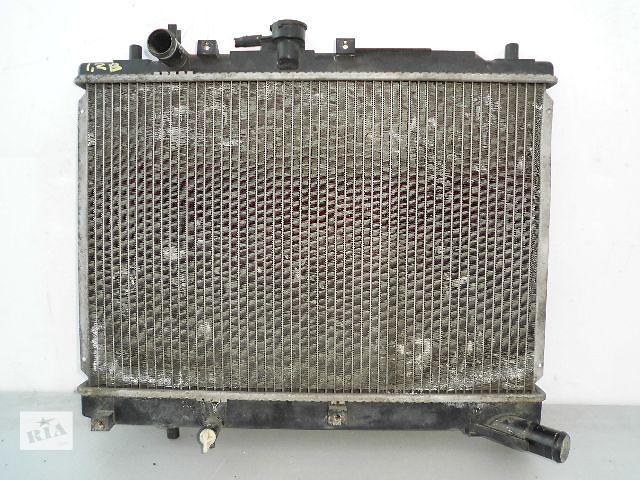 бу Б/у радиатор для легкового авто Mazda 121 1.1-1.2 (35-54). в Буче (Киевской обл.)