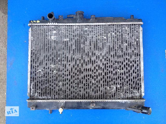 купить бу Б/у радиатор для легкового авто Mazda 121 в Луцке