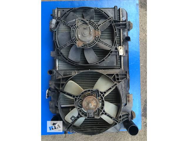 купить бу Б/у радиатор для легкового авто Mazda 323 2.0D в Луцке