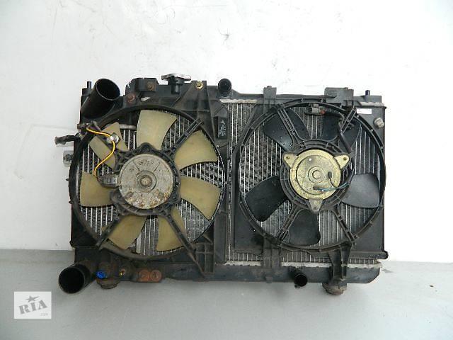 продам Б/у радиатор для легкового авто Mazda 323 2.0Td (545-350) по сотым. бу в Буче