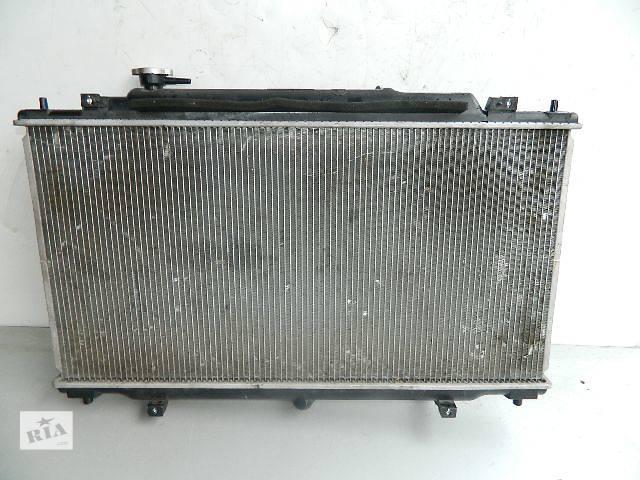 купить бу Б/у радиатор для легкового авто Mazda 323F (750-380) по сотым. в Буче (Киевской обл.)