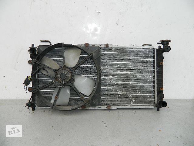 купить бу Б/у радиатор для легкового авто Mazda 626 1.8 (690-370) по сотым. в Буче (Киевской обл.)