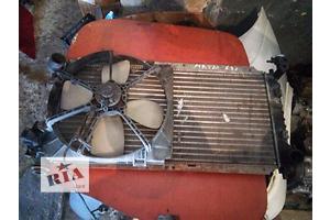 б/у Вентилятор осн радиатора Mazda 626