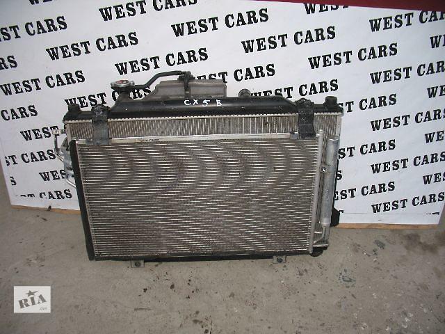 бу Б/у радиатор для легкового авто Mazda CX-5 в Луцке