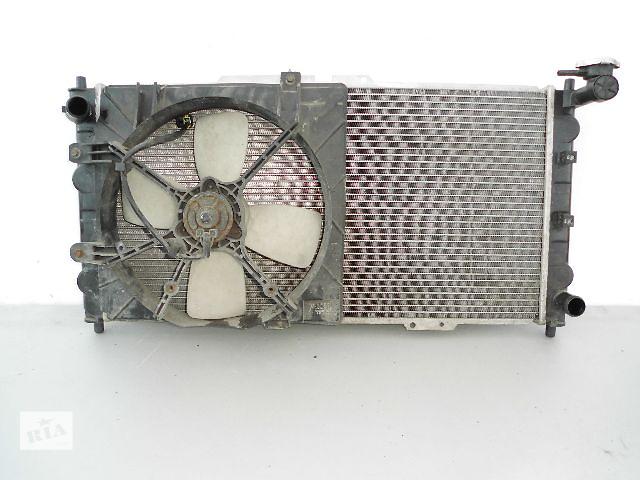 купить бу Б/у радиатор для легкового авто Mazda MX-3 1.5 с вентилятором (дефузором) (67-37). в Буче (Киевской обл.)