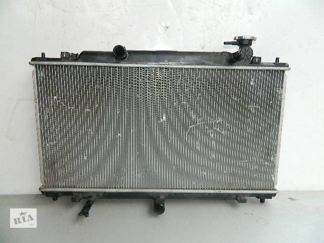 продам Б/у радиатор для легкового авто Mazda MX-3 (750-380) по сотым. бу в Буче (Киевской обл.)