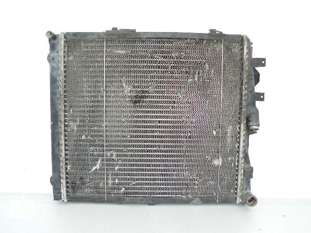 Б/у радиатор для легкового авто Mercedes 124 2.5bB (530*520) по сотым.- объявление о продаже  в Буче (Киевской обл.)
