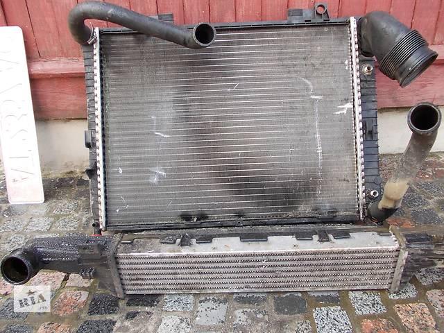 продам Б/у радиатор для легкового авто Mercedes 210 бу в Костополе