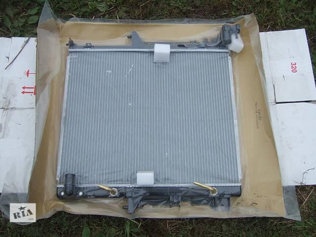 продам Б/у радиатор для легкового авто Mitsubishi L 200 бу в Ровно