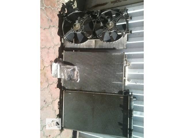 бу Б/у радиатор для легкового авто Mitsubishi Lancer X в Днепре (Днепропетровск)