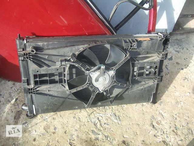 купить бу Б/у радиатор для легкового авто Mitsubishi Lancer X в Ровно