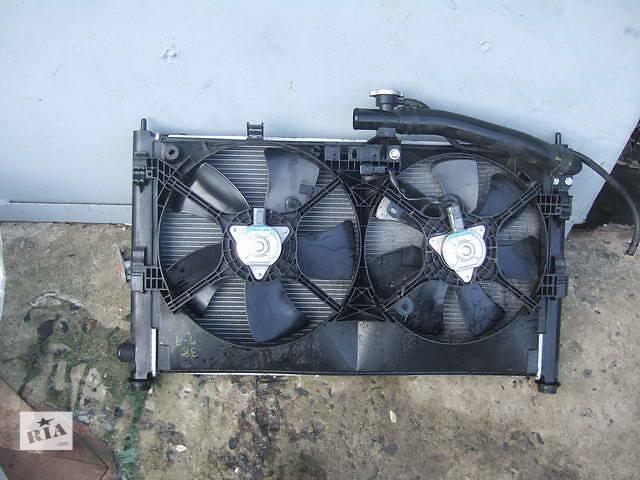 бу Б/у радиатор для легкового авто Mitsubishi Lancer X в Ровно