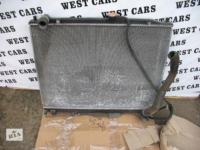 Б/у радиатор для легкового авто Mitsubishi Pajero Wagon 2008- объявление о продаже  в Луцке