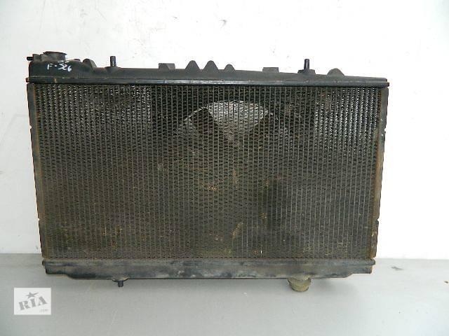 Б/у радиатор для легкового авто Nissan Almera (670-340) по сотым.- объявление о продаже  в Буче