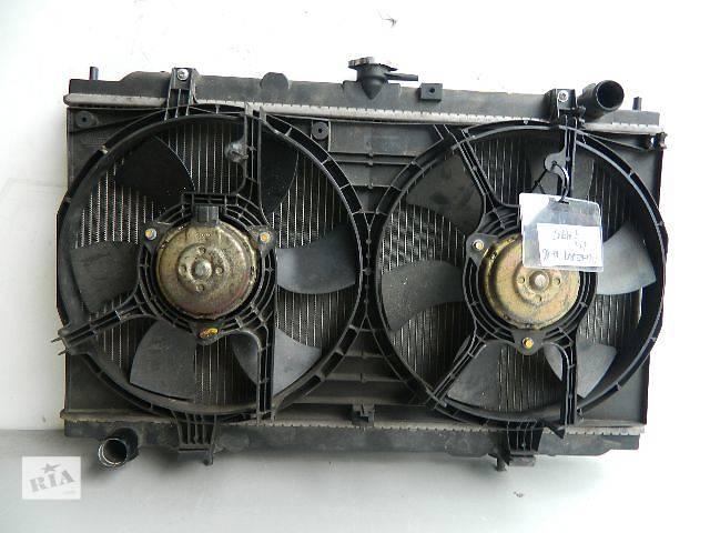 купить бу Б/у радиатор для легкового авто Nissan Almera N16 (700-360) по сотым. в Буче (Киевской обл.)