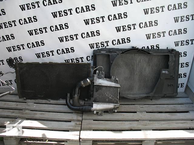 Б/у радиатор для легкового авто Nissan Patrol GR- объявление о продаже  в Луцке