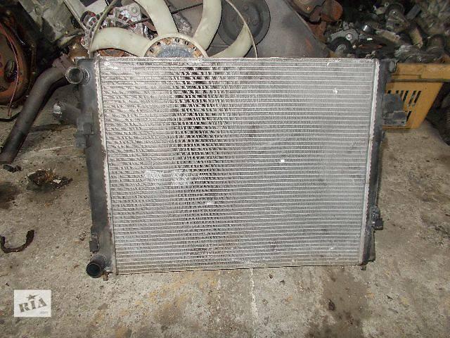 бу Б/у радиатор для легкового авто Nissan Primastar 1.9 dci 2000-2014 в Стрые