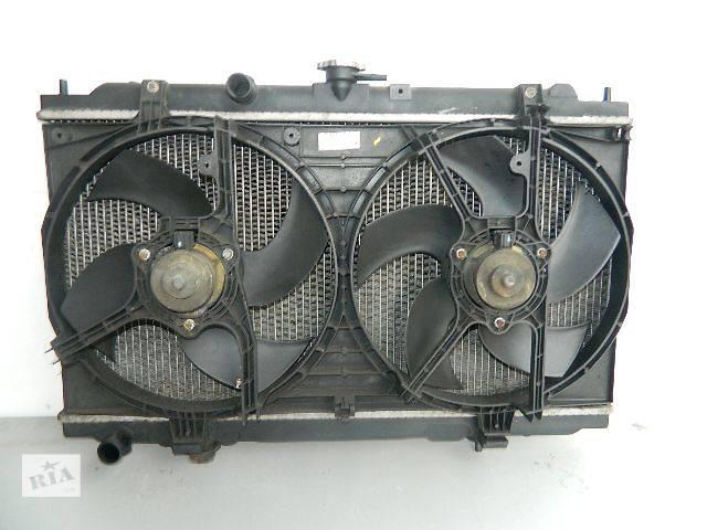 бу Б/у радиатор для легкового авто Nissan Primera P12 (710-360) по сотым. в Буче (Киевской обл.)