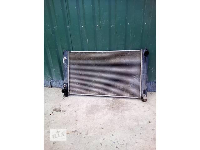 продам Б/у радиатор для легкового авто Nissan Teana бу в Луцке