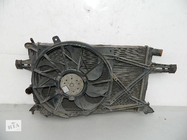 Б/у радиатор для легкового авто Opel Astra (540-370) по сотым.- объявление о продаже  в Буче (Киевской обл.)