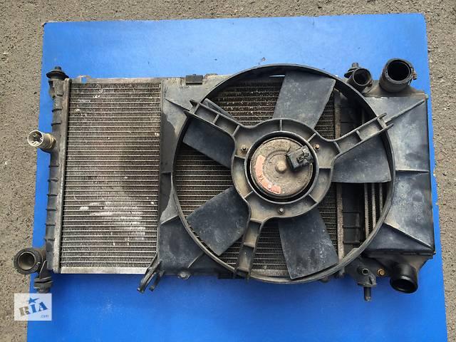 Б/у радиатор для легкового авто Opel Astra F 1.7TD- объявление о продаже  в Луцке