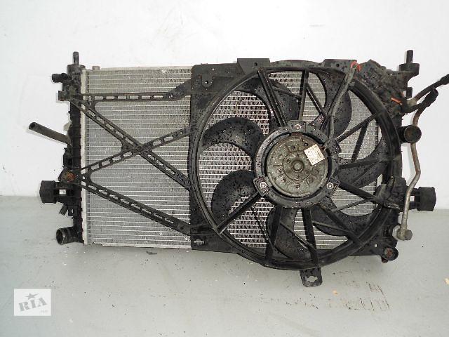 продам Б/у радиатор для легкового авто Opel Astra H 1.2-1.8 (600*380) по сотым. бу в Буче (Киевской обл.)