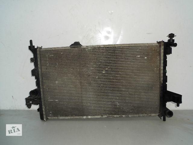 бу Б/у радиатор для легкового авто Opel Combo 1.3CDTi (600*375) по сотым. в Буче