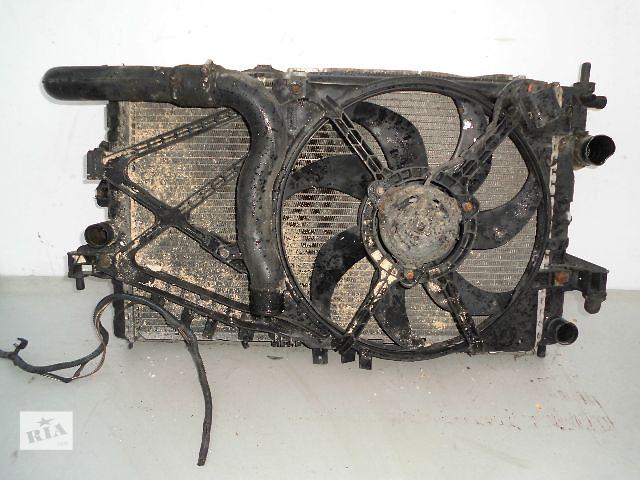 бу Б/у радиатор для легкового авто Opel Combo 1.7DTi (600*380) по сотым. в Буче (Киевской обл.)