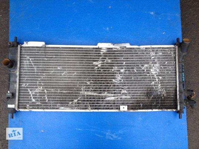 бу Б/у радиатор для легкового авто Opel Corsa 1.4-1.6 автомат в Луцке
