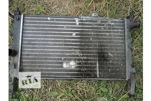 б/у Радиаторы Opel Kadett