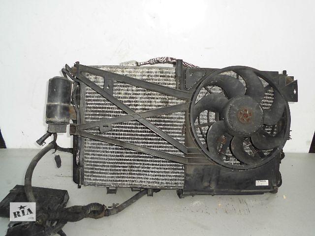 бу Б/у радиатор для легкового авто Opel Vectra B 1.6-1.8 (600-380) по сотым. в Буче (Киевской обл.)