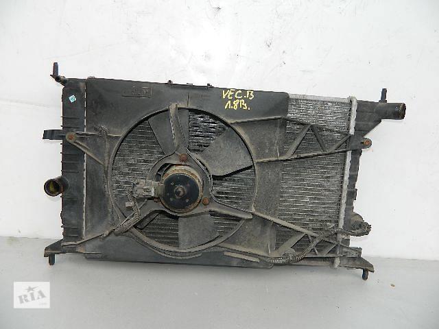 Б/у радиатор для легкового авто Opel Vectra B (540-370) по сотым.- объявление о продаже  в Буче (Киевской обл.)