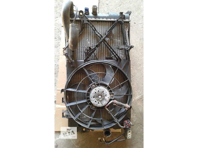 продам Б/у радиатор для легкового авто Opel Vectra B бу в Яворове