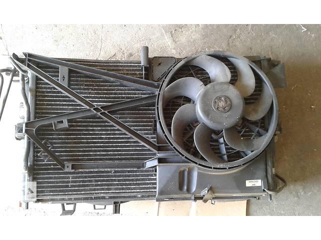 купить бу Б/у радиатор для легкового авто Opel Vectra B в Яворове (Львовской обл.)