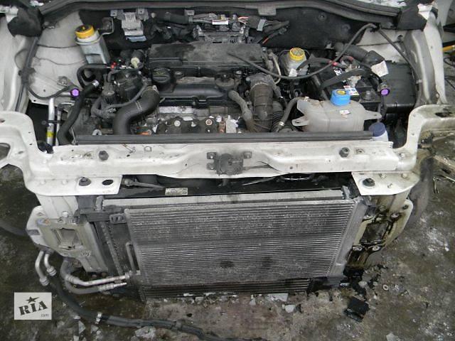 продам Б/у радиатор для легкового авто Peugeot Bipper 2009 бу в Тернополе