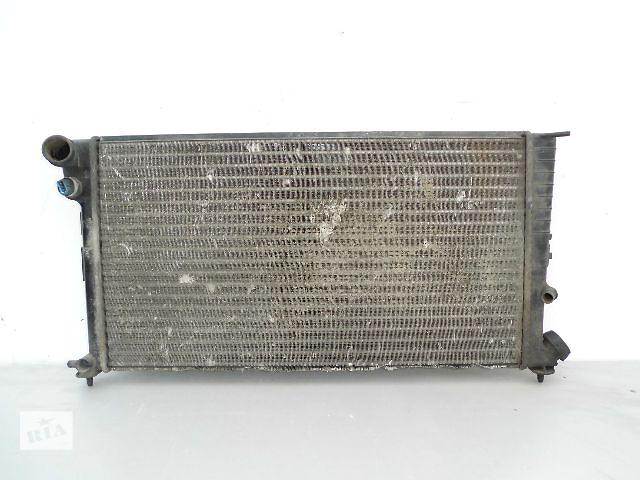 бу Б/у радиатор для легкового авто Peugeot Partner 1.6D (670*380) по сотым. в Буче