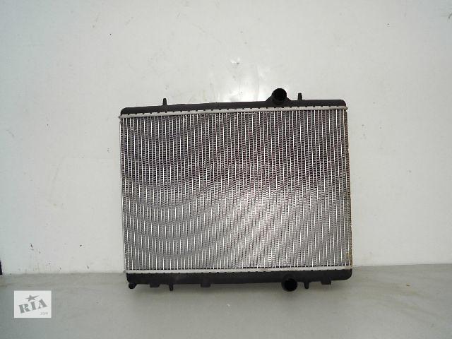 продам Б/у радиатор для легкового авто Peugeot Partner 1.9TD (560*380) по сотым. бу в Буче (Киевской обл.)