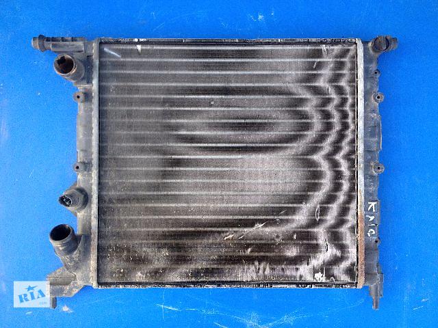 купить бу Б/у радиатор для легкового авто Renault Clio 1.4 (846973E) в Луцке