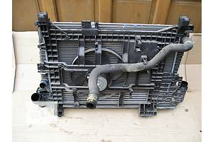 б/у Радиаторы Renault Duster